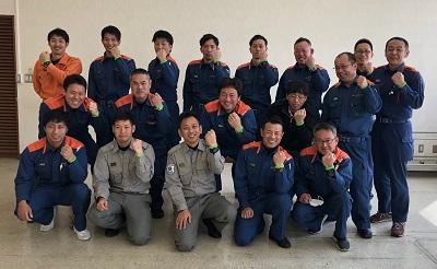 たつの消防署でのゲートキーパー講習会4